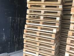 Піддон дерев'яний 1200*1000 2 сорт
