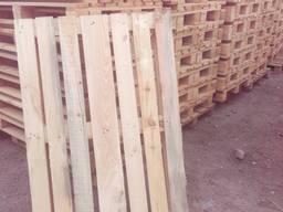Піддон дерев'яний 1200х800 мм, 2 сорт, новий