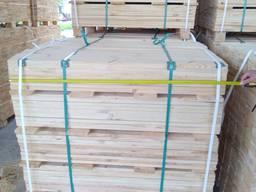 Піддона заготовка mix 1, 2 сорт 18х124х1200.