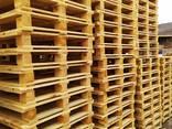 Піддони нестандатні, Поддоны специальные деревянные, Європіддон, Европодон - фото 1