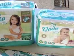 Підгузники Dada Extra Care та Dada Extra soft всі розміри ОП