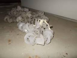 Підставка пластикова під пробірку д 10-45 мм