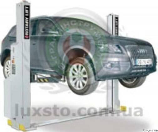 Підйомник авто, подъемник для автосервиса rotary spot35