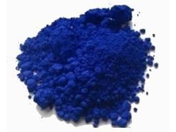 Пигмент синий ультрамарин Ultra Blue CM 462 Китай мешок 25 кг