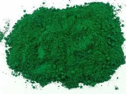 Пигмент зеленый марка А. Б