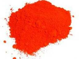Пигмент железоокисный красный и коричневый