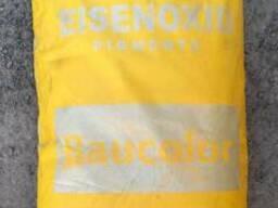 """Пигмент желтый """"Baucolor"""" 920 Польша мешок 20 кг."""