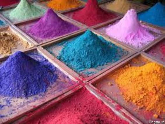 Пигменты для бетона, пигменты железоокисные, краски для бето