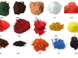 Пигменты для резины, пластиков, полимеров - фото 2