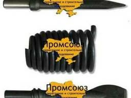 Пика, лопатка, пружина концевая для отбойных молотков МО.