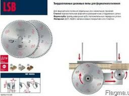 Пила дисковая Freud для Holzma LSB35004 350b4. 4d60z