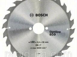 Пила дисковая по дереву Bosch 200x32x48z Optiline ECO