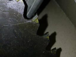 Пила дисковая с твердосплавной напайкой