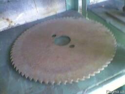 Пила геллера дисковая сегментная 410х4. складская лежалая .