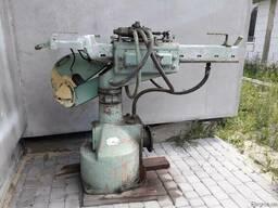 Пила торцовочная с гидроприводом ЦПА-40