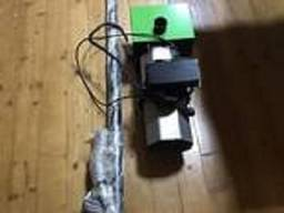 Пелетний пальник 98 кВт з шнеком