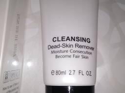 Пилинг для лица mac cleansing dead-skin remover 80 мл