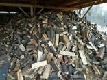 Пиломатериалы, брус, доска, дрова твердых пород, дуб, акация - фото 4