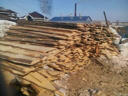Пиломатериалы (брус некондиция, шалевка, дрова)