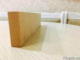 Пиломатериалы ЧМЗ буковые (планка,заготовка мебельная)1-2сор