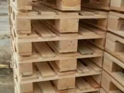 Пиломатериалы, деревянная тара - фото 3