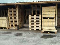 Пиломатериалы, деревянная тара - фото 7