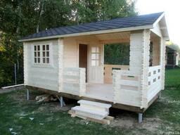 Пиломатериалы для деревянного домостроения