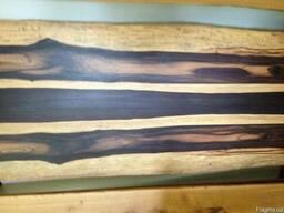 Пиломатериалы из экзотических пород древесины(в наличии)