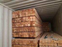 Пиломатериалы из сосны. Экспорт /Влажность 14-16%