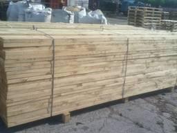 Пиломатериалы сосновые доска брус рейка балка