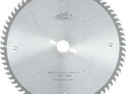 Пилы дисковые для алюминия и ПВХ пластика Pilana 87-13 TFZ P