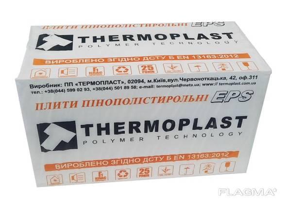 Пінополістирольні плити EPS (пінопласт/пенопласт)