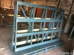 Пирамиды для перевозки стекла и стеклопакетов Донецк