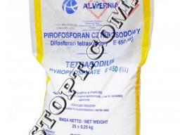 Пирофосфат натрия (натрий фосфорнокислый пиро) четырехзамеще