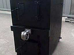 Пиролизный котел Patrubets 90 кВт