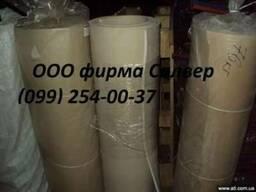 Пищевая резина 500х500мм толщина 2мм