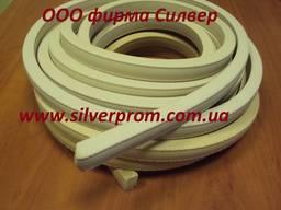 Пищевой шнур для перевозки молока в цистернах 15х15мм