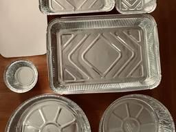 Пищевые контейнеры из алюминиевой фольги
