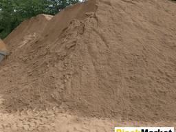 Пісок оптом з доставкою Луцьк купити PisokMarket