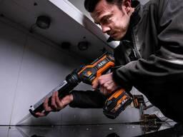 Пістолет для герметиків акумуляторний AEG Li-Ion 18 В 2 АГод 310 мл 11 м/с + сумка. ..