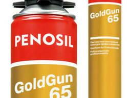 Монтажная пена Penosil Gold Gun 65 профессиональная летняя