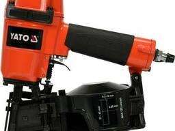Пистолет гвоздезабивной, пневматический, барабанный для гвоздей t = 2.1-2.3 мм, h =. ..