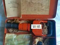 Пистолет монтажный пороховой ПЦ-84