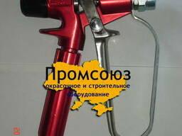 Пистолет покрасочный Dino Power Airless высокого давления. - фото 2