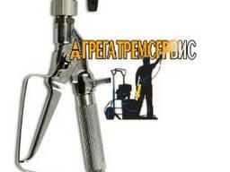 Пистолет прямоточный с повортным механизмом DP-6375 270 бар
