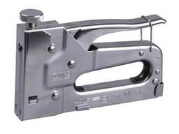 Пистолет скобозабивной металлический, пружинный