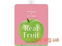 """Питательный гель """"Зеленое яблоко"""" Skin79 Real Fruit. .."""