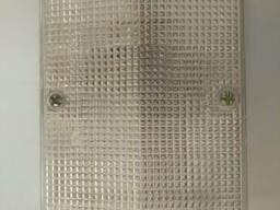 Плафон подсветки пассажирской двери автобуса