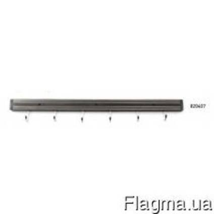 Планка магнитная с крючками Hendi