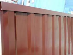 Планка заборная от производителя, г.Житомир, цена 30 грн -2м